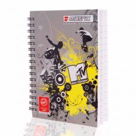 Bilt Wiro Notebook B5 100Pgs 60Gsm 1/6