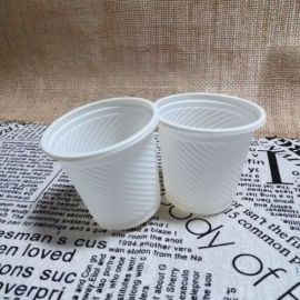 Cornstarch Disposable Water Glass 250Ml