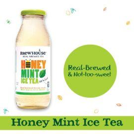 BrewHouse Mint Ice Tea - 350 Ml