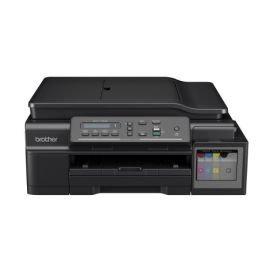 Brother Dcp-T700W Multi Function Inktank Printer Multi-Function Printer  (Black, Refillable Ink Tank)