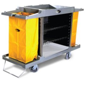 Charnock Guest Room Service Trolley - C 76A