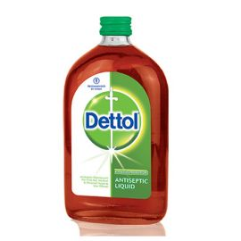 Dettol Cleaning Liquid Antiseptic 500Ml Bottle