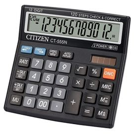 Citizen Ct-555N Desktop Calculator