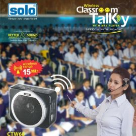 Classroom Talky- WIRELESS, CTW68