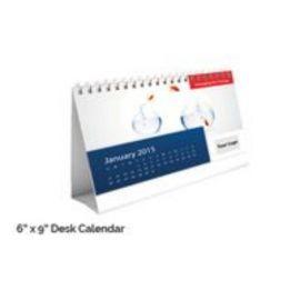 """Desk Calendar 6"""" X 9""""(10 Pcs)"""