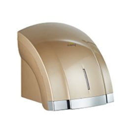 Automatic Hand Dryer Two Waves Champagne 1800 W