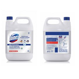 Domex Disinfectant Floor Cleaner 5 LTR