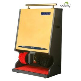 Automatic Shoe Polish Shiner Machine  Gold Heavy
