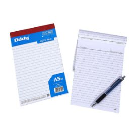 Eco Notepad 1/4 40 Sheets A4