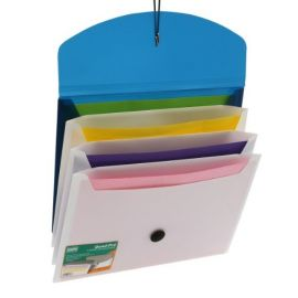 QuadPro 4-section expanding folder (EX905)