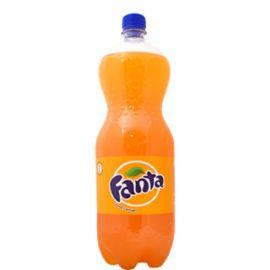 Fanta Soft Drink - Orange Flavour 1.25 Liters