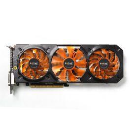 ZOTAC GeForce GTX 780 Ti 3GB OC Triple Silencer Graphics Card (Black/Orange)