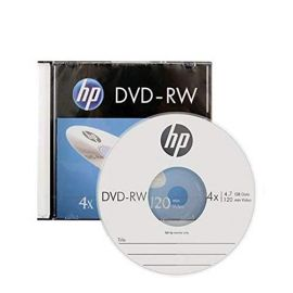 HP Blank DVD-RW 4.7GB Disc