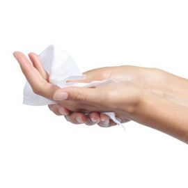 HYGIENIC WET WIPES - GERM PROTECTION