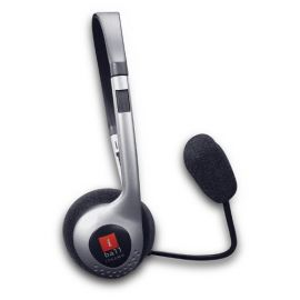 iball I342Mv On-Ear Headphone with Mic