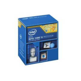 Intel Core i5-4670K Quad-Core Desktop Processor 3.4 GHZ 6 MB Cache