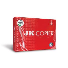 Jk Copier Paper 75 Gsm A4 500 Sheets - 1 PK