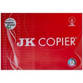 Jk Copier Paper 75 Gsm A4 500 Sheets - 10PK