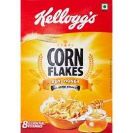 Kellogg's Corn Flakes with Real Honey, 300g