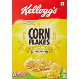 Kellogg's Corn Flakes with Real Mango Puree, 300g