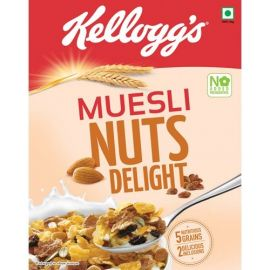 Kellogg's Muesli Nuts Delight, 275 Grams