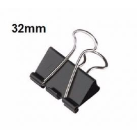 Kent Binder Clip 32Mm (Set Of 12)