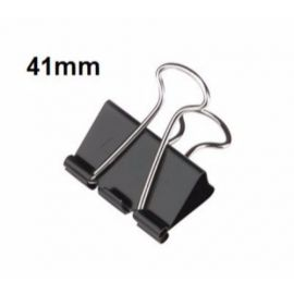 Kent Binder Clip 41Mm (Set Of 12)