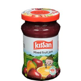 Kissan Mixed Fruit Jam, 200 gm