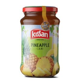 Kissan Pineapple Jam Jar, 500g