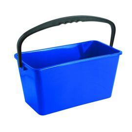 Kleenal Glass Cleaning Utility Bucket On Castors K-113