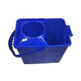 Kleenal Square Cleaning Bucket With Wringer K-16W - PK Of 2