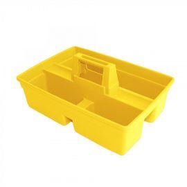 Kleenal Caddy Basket Yellow K-73 - PK Of 3