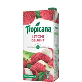 Tropicana Juice Litchi Twirl 1Ltr