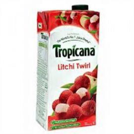 Tropicana Juice Litchi Twirl 200Ml