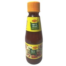 Maggi Hot & Sweet Tomato Chilli Sauce Bottle, 200g