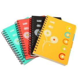 5-Subjects Notebook, Pack of 4 pcs (NA553)