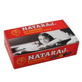 NATARAJ 621 SHARPENERS - PACK OF 20