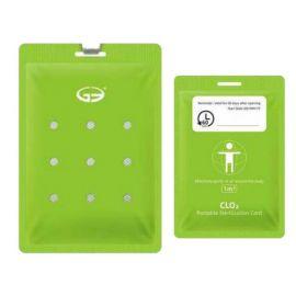 Portable Sterilization Card