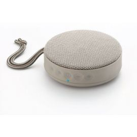 Portronics Sound Bun Portable Bluetooth Speaker-Beige