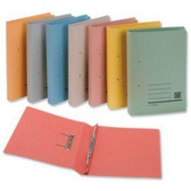Premium Spring File A4 Metal Clip 550 Gsm - PK Of 10