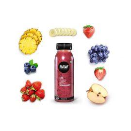 Raw Life Strawberry Blueberry Banana & Pineapple 250Ml