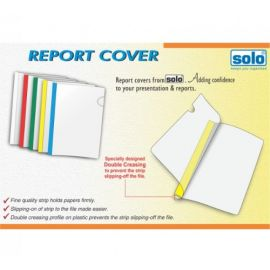 Report Cover Strip File Rc001 - PK Of 10