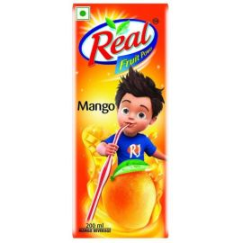 Real Fruit Power, Mango Juice, 200ml