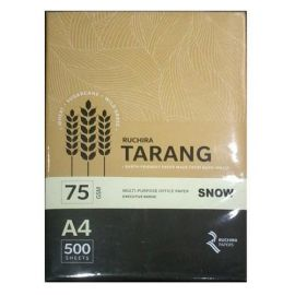 Tarang A4 Multi Purpose Office Paper 80 Gsm Cream 500 Sheets - 1 PK