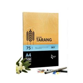 Tarang A4 Multi Purpose Office Paper 80 Gsm Blue 500 Sheets - 1 PK