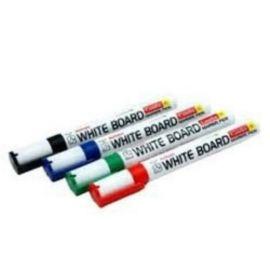 Camlin White Board Marker Pen Black - PK Of 10