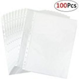 Sheet Protector A4 Transparent Clear - PK Of 100