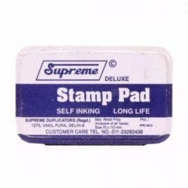Supreme Stamp Pad No 2 Violet -Jumbo