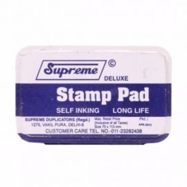 Stamp Pad Size 88Mm X 54Mm
