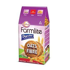 Sunfeast Farmlite Oats with Raisins Cookie - 150 Grams